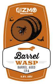 barrel wasp