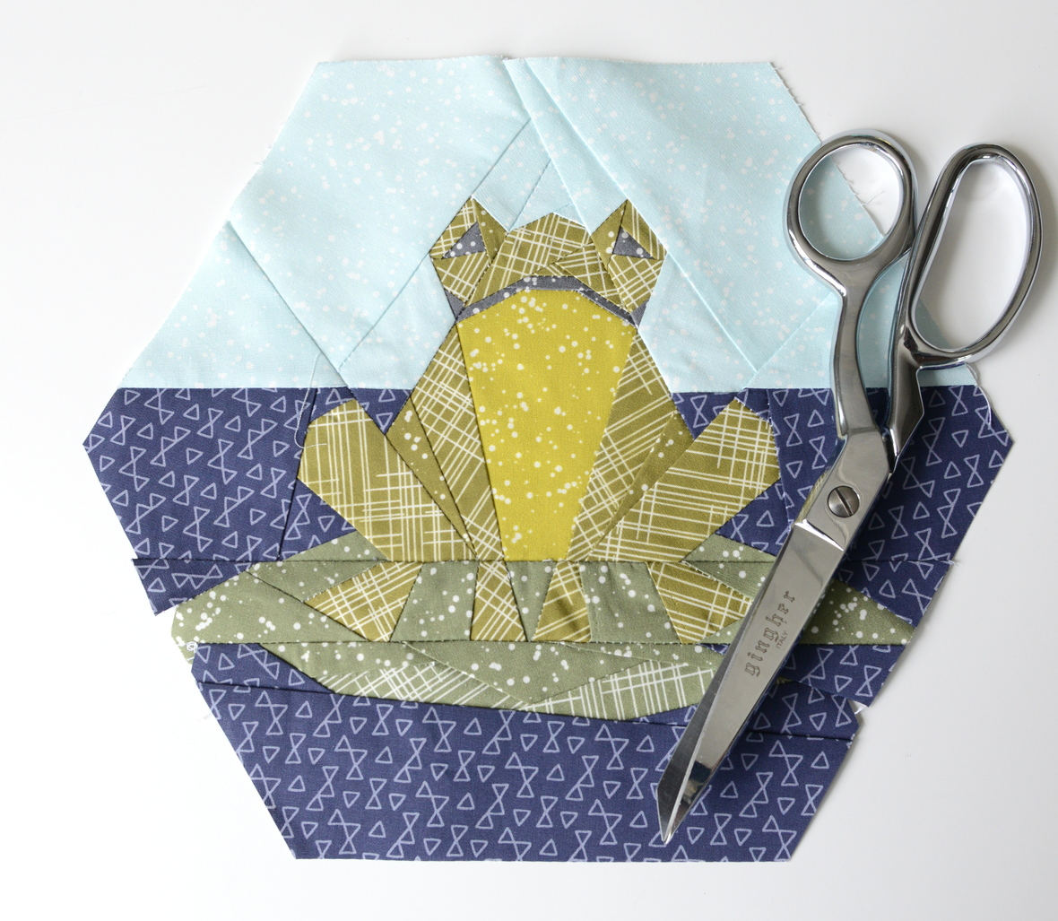 Thumbelina Fabric Frog