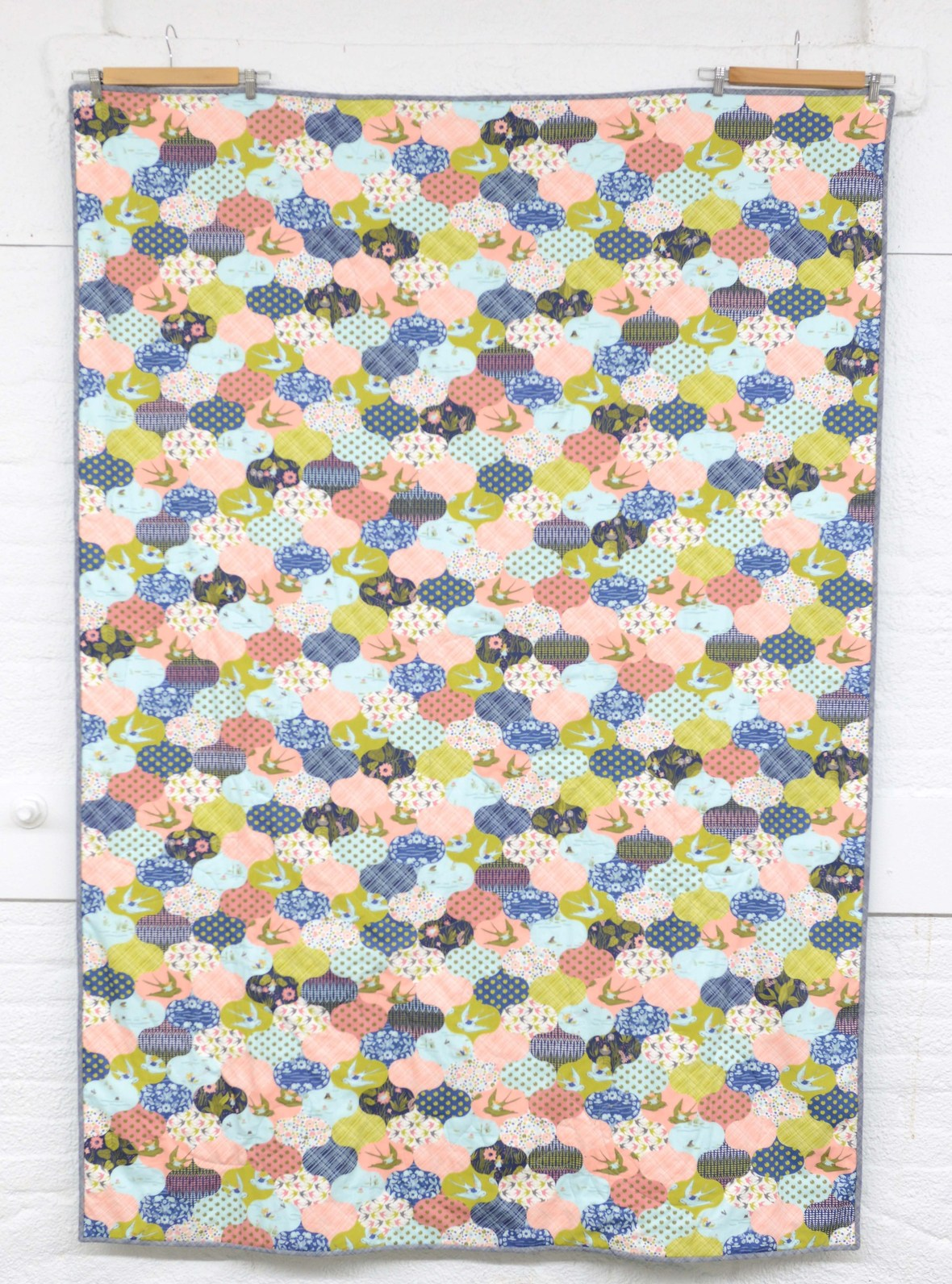 Thumbelina Fabric Quilt b - Copy