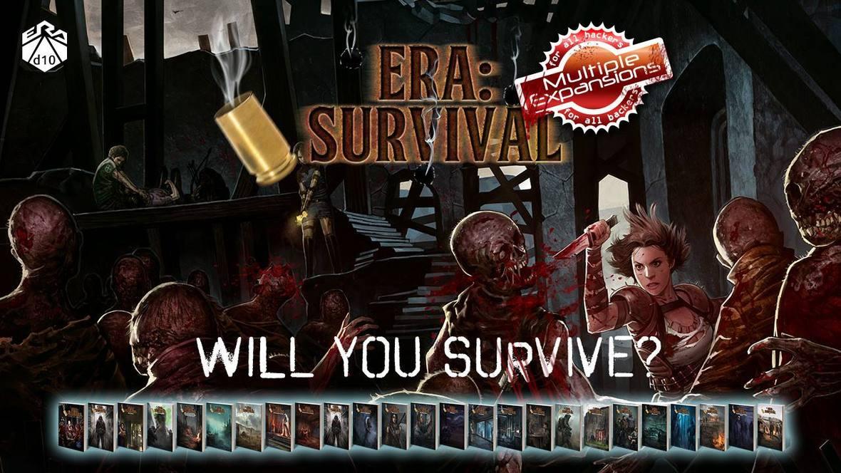 Survival Kickstarter Main Image