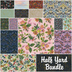 4680 menagerie half yard bundle