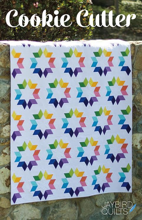 jaybird quilts  cookie cutter sewing pattern