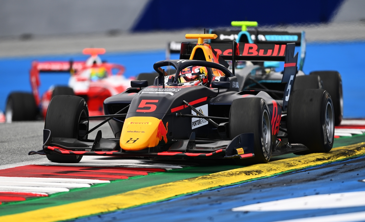 Formula 3 Championship - Round 2 Spielberg - Second Race