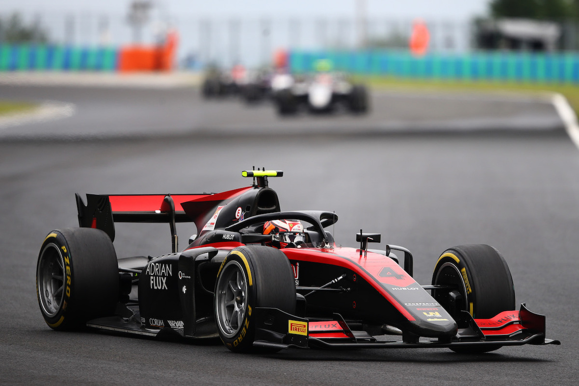 Formula 2 Championship - Round 3 Budapest - Second Race