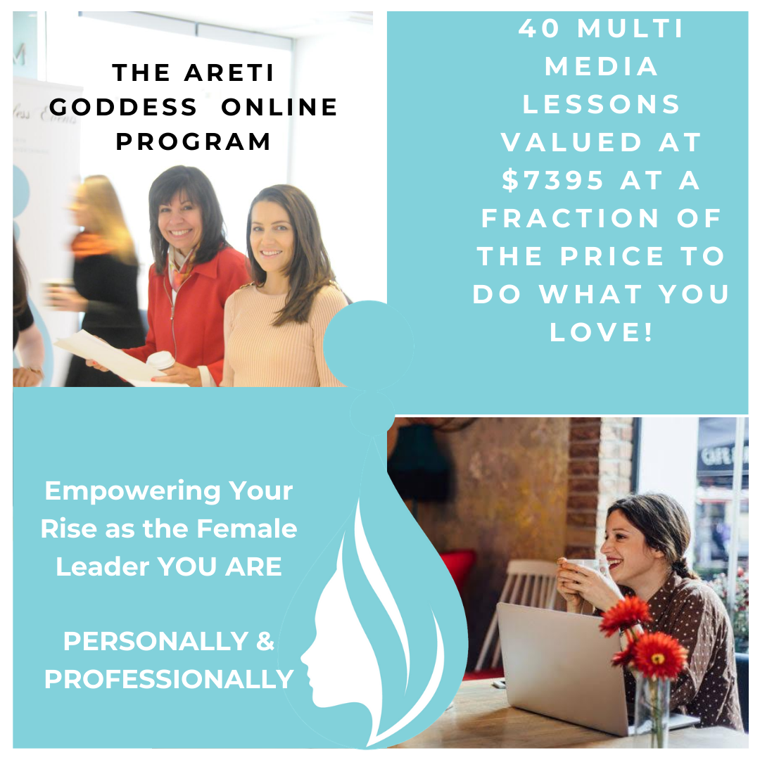 the areti goddess events 9 week program 1