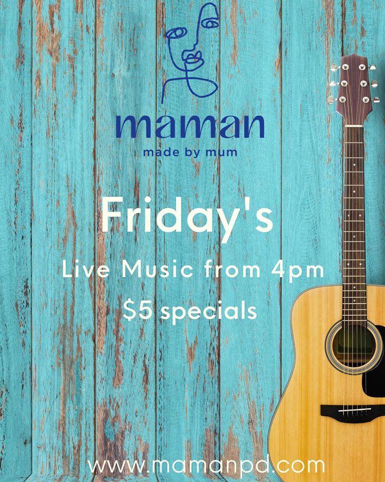 Maman live music