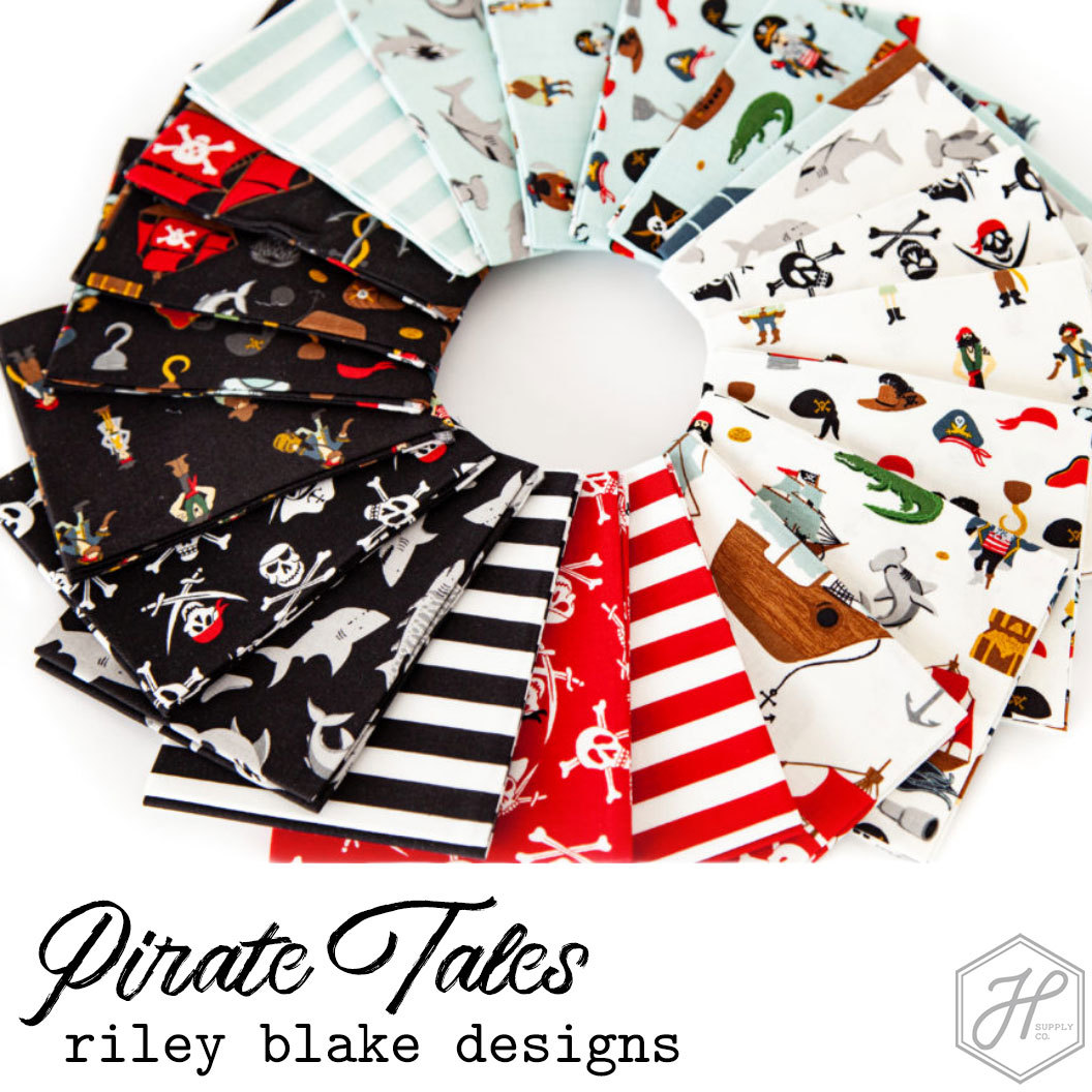 Pirate-Tales-Fabric-Riley-Blake-at-Hawthorne-Supply-Co