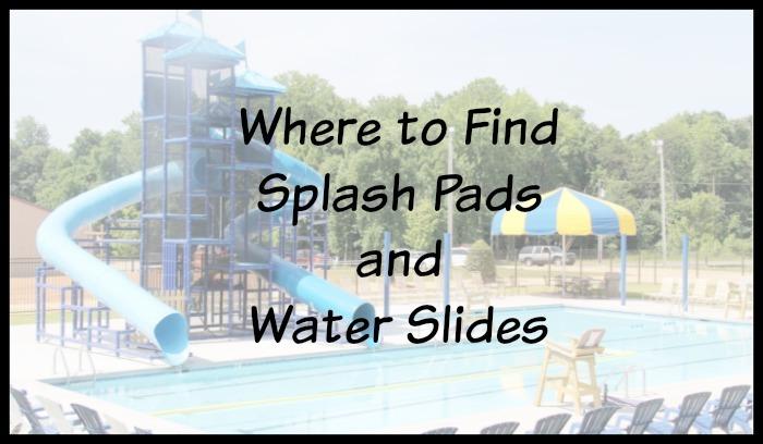 splashpads