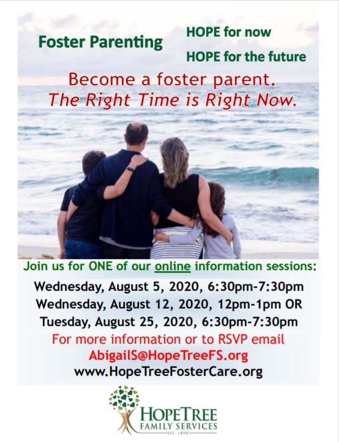 foster care august