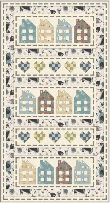 windham-free quilt pattern