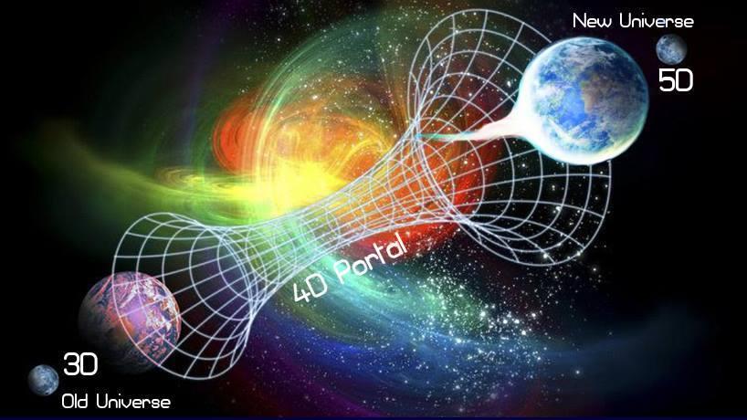 3d-to-5d-universe