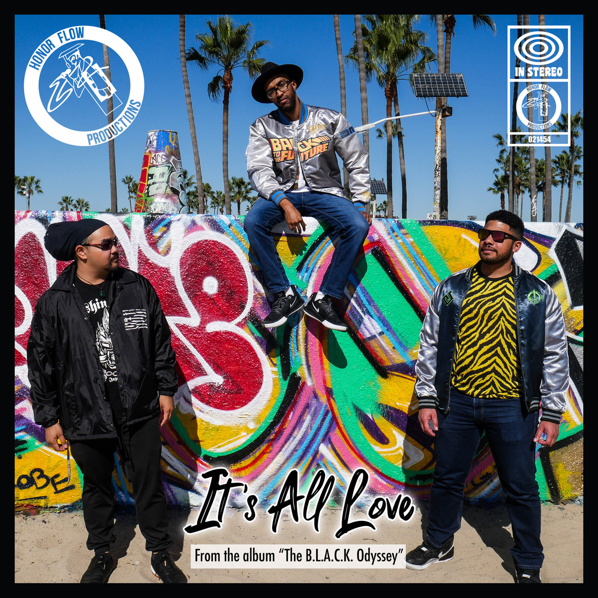 It s All Love Single Front Cover