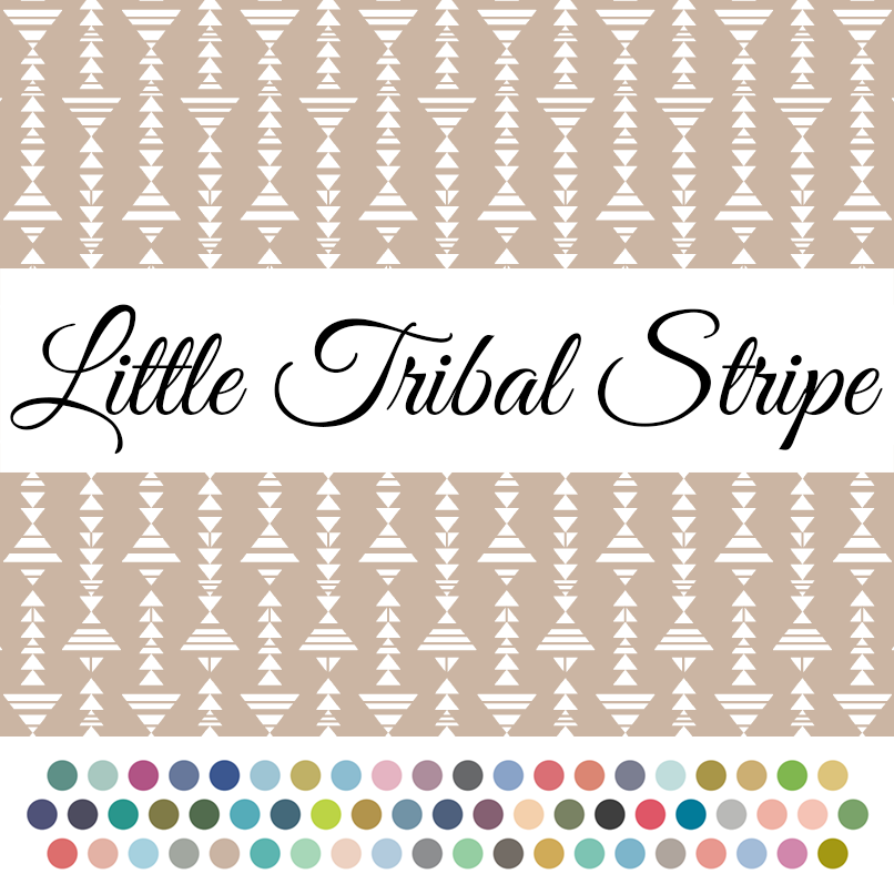 Little Tribal Promo With Dots