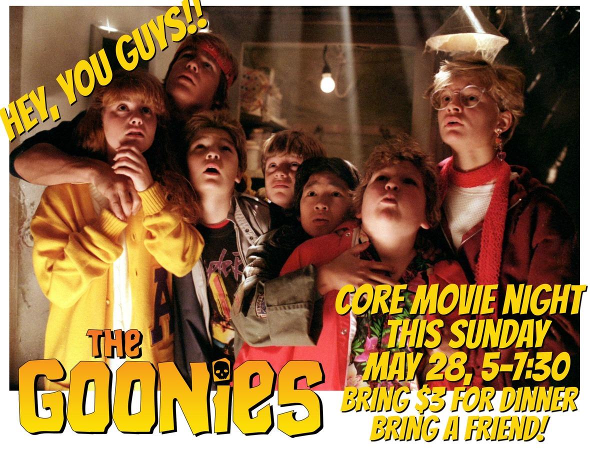 CORE Movie Night 5 28