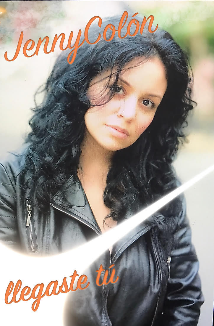 Jenny Colon CD Cover