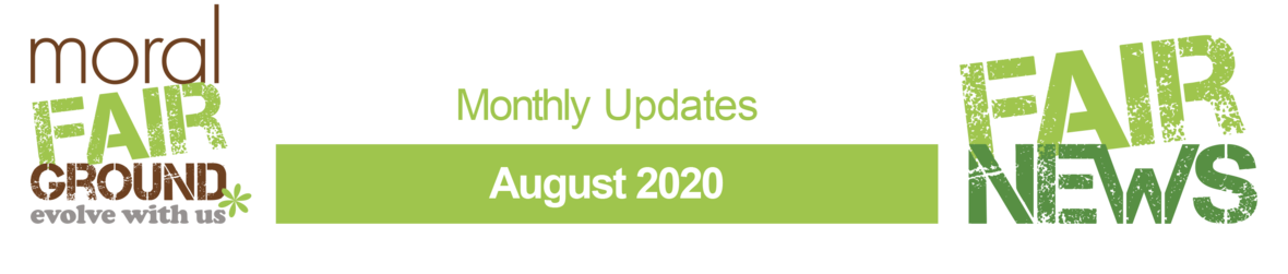 Fair News Monthly Updates August 2020 Banner