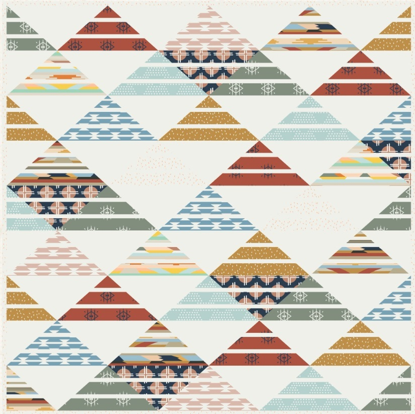 Arizona After Quilt Pattern