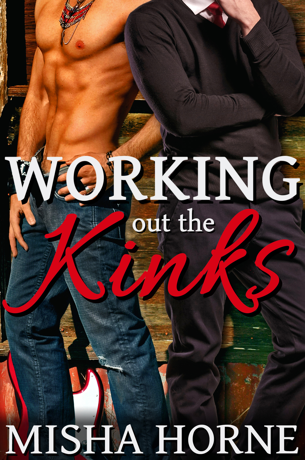 WORKING OUT THE KINKS COVER