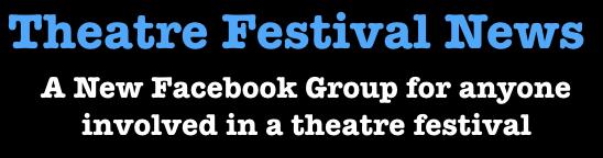 theatre festival banner for site