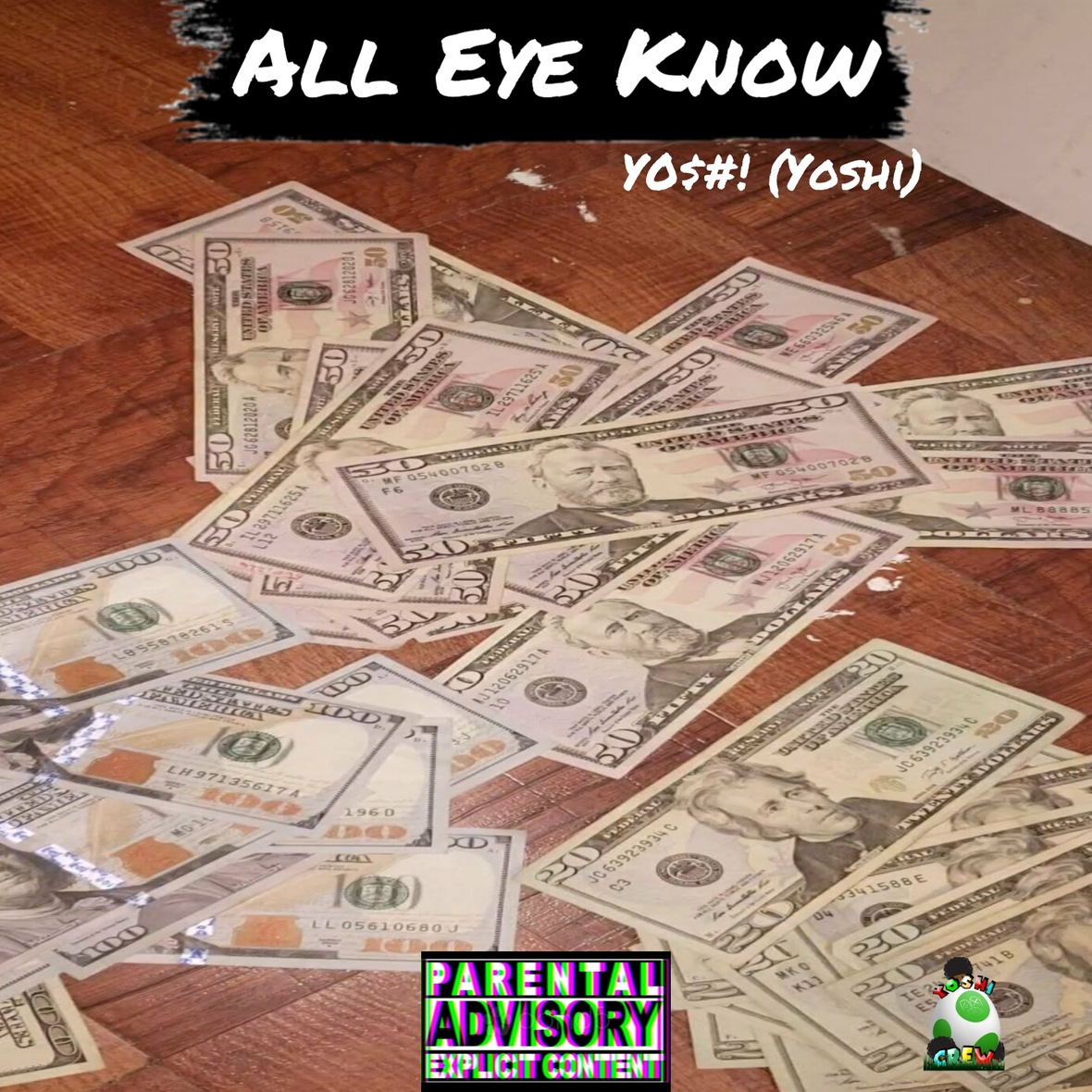 All Eye Know Cover