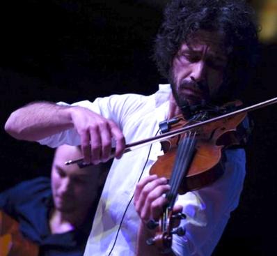 Syrian-violinist