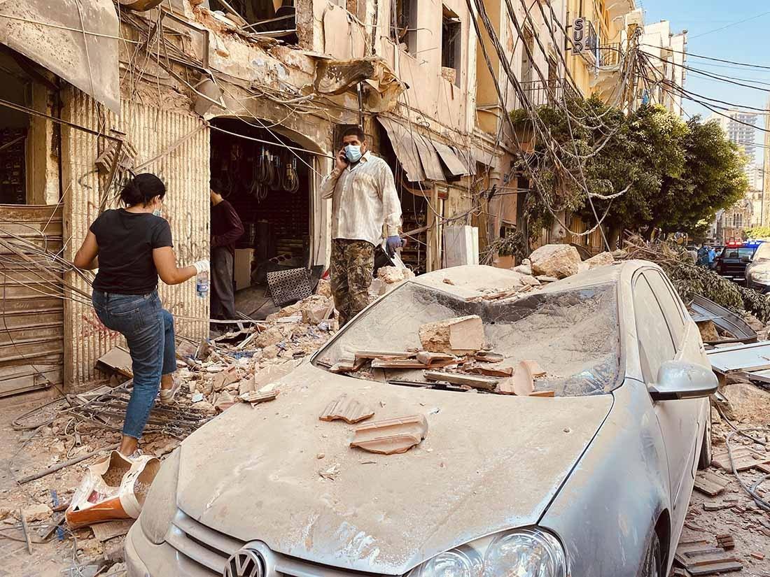 Beirut Blast LWR 8-4-20