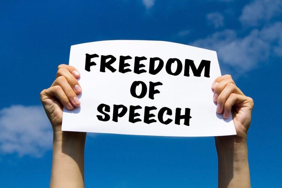 freedom of speech 0