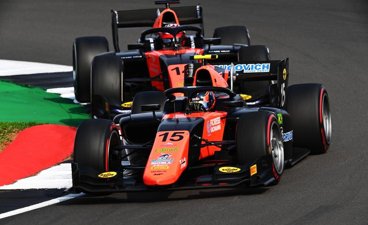 Formula 2 Championship - Round 5 Silverstone - Feature Race 3