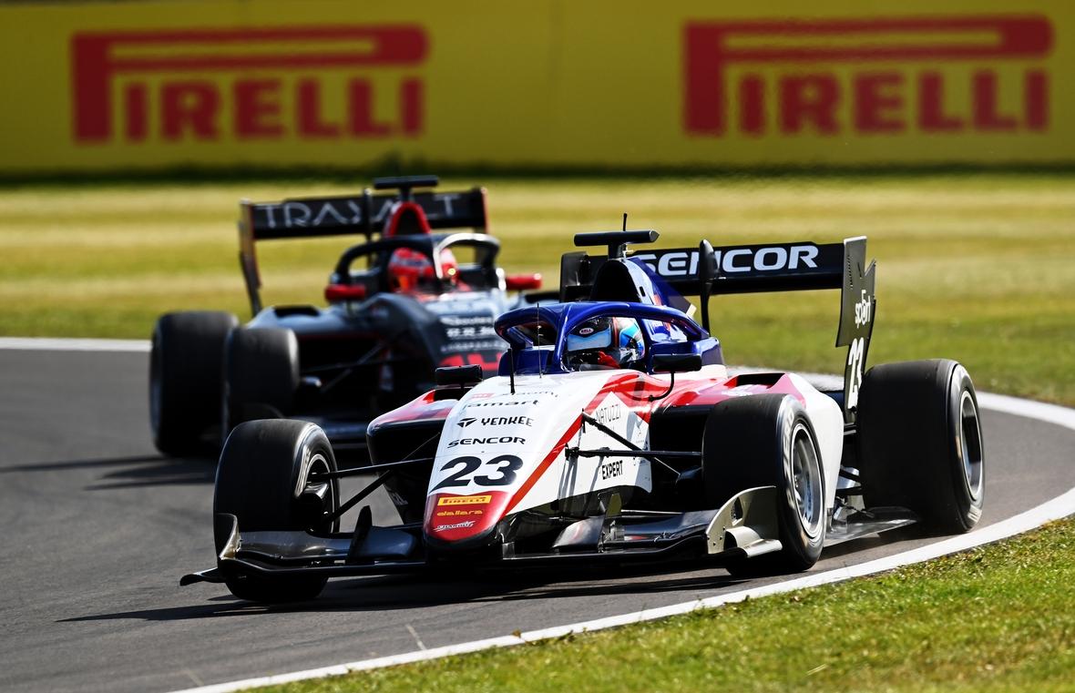 Formula 3 Championship - Round 4 Silverstone - Second Race