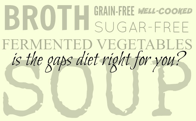 gaps-diet-right-for-you