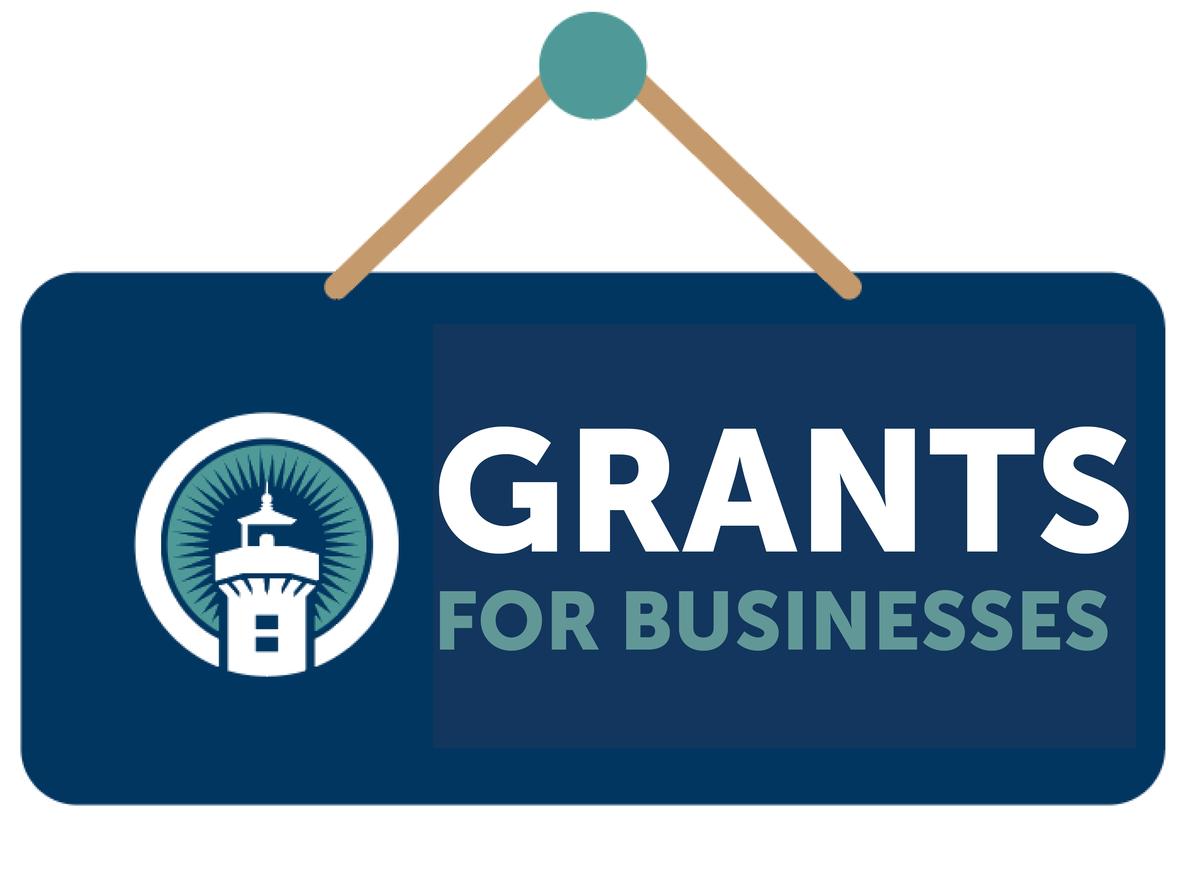 Grants for Business Logo