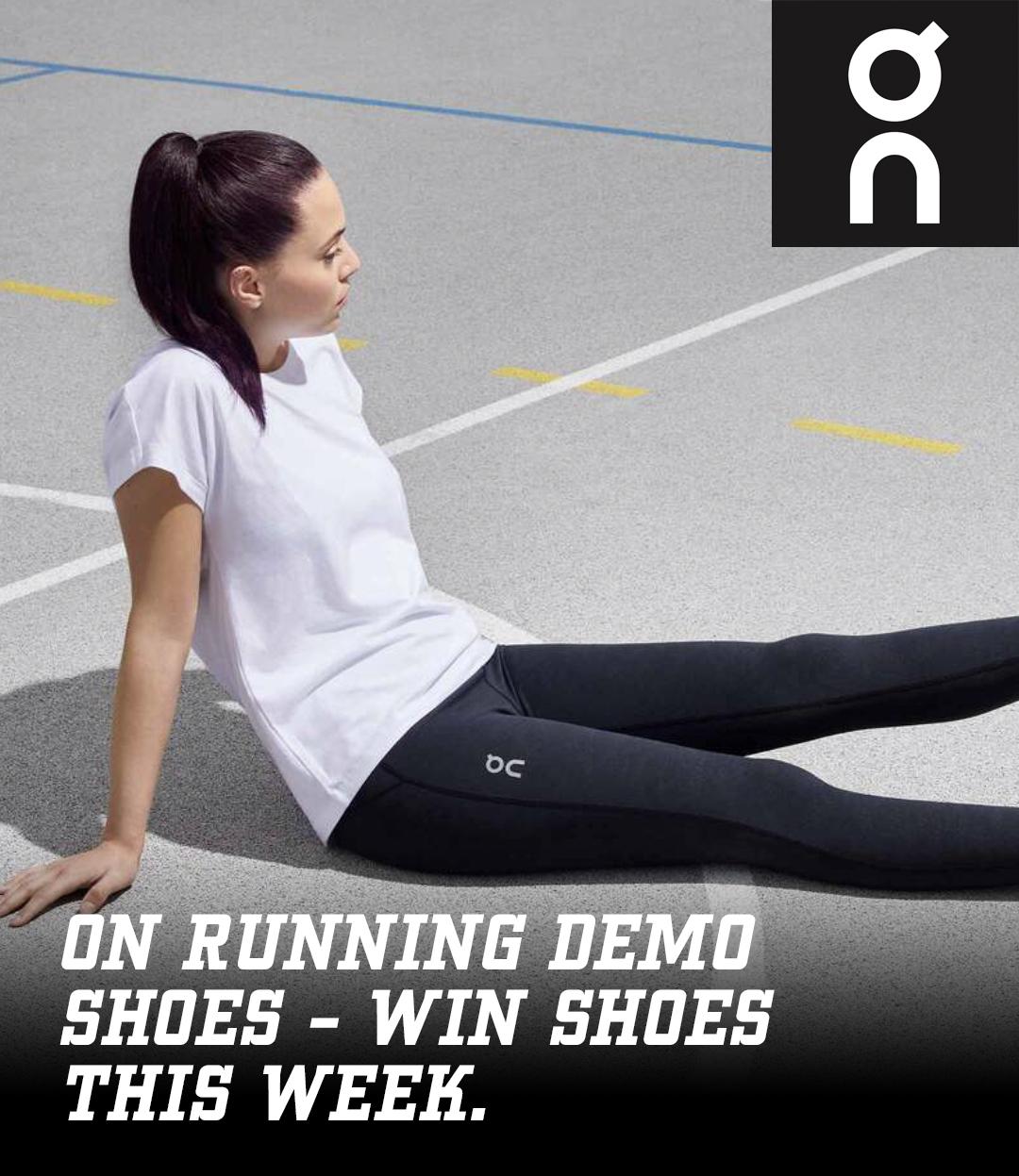 on running demos