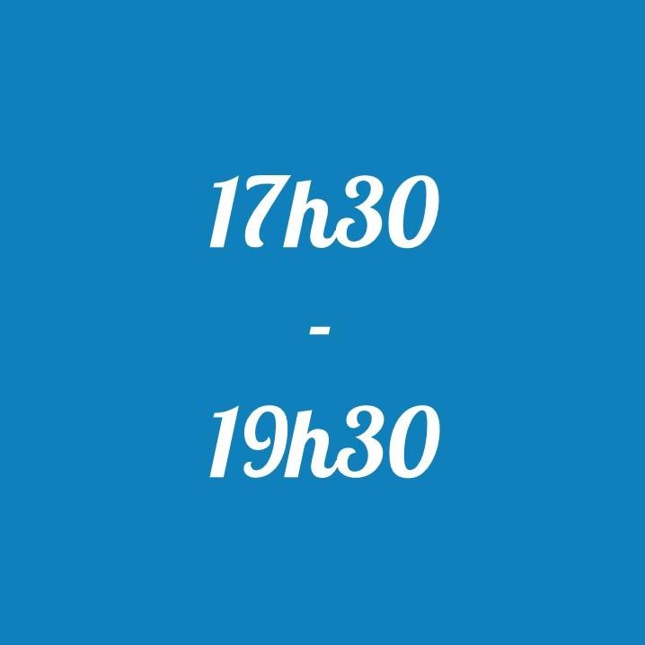17h30