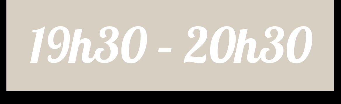 19h30 20h30 1