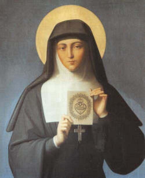 Santa Margarita Maria de Alacoque 01  03