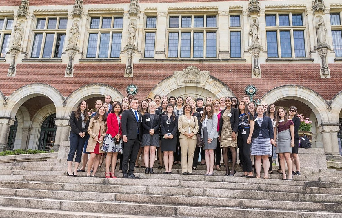 Image participants Summer Law Program on International Criminal Law and International Legal Comparative Approaches to Counter-Terrorism