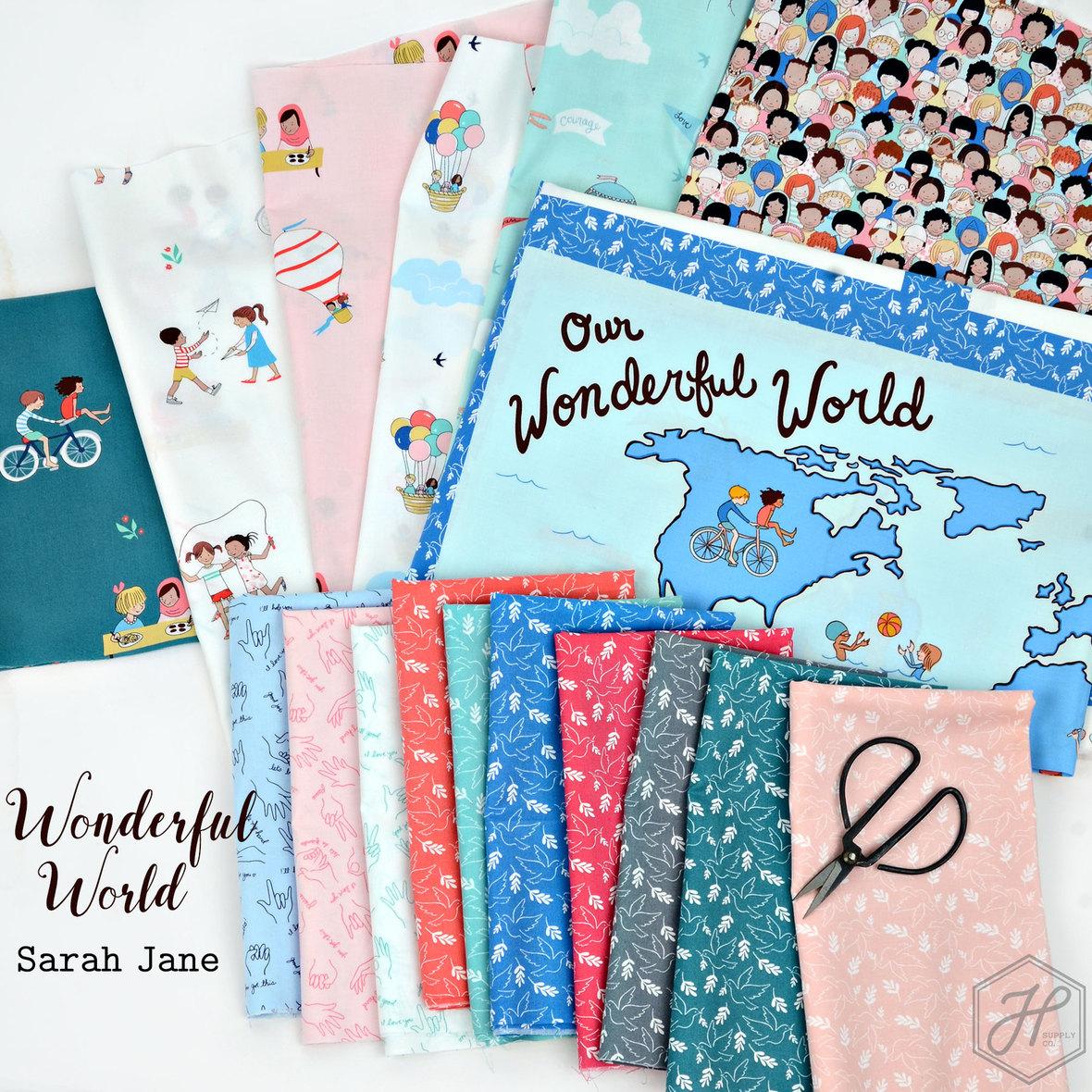 Wonderful-World-Fabric-Sarah-Jane-for-Michael-Miller-at-Hawthorne-Supply-Co.