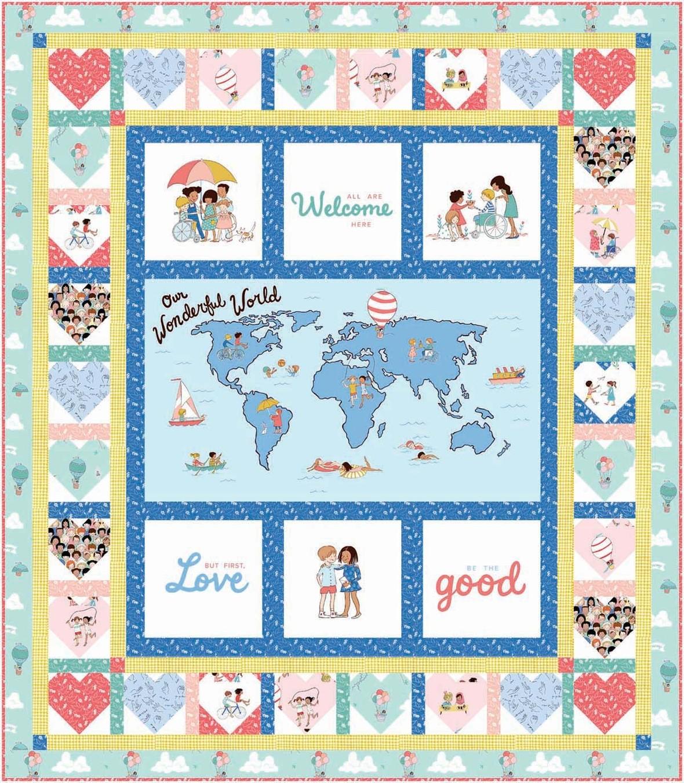 spread the love wonderful world 1
