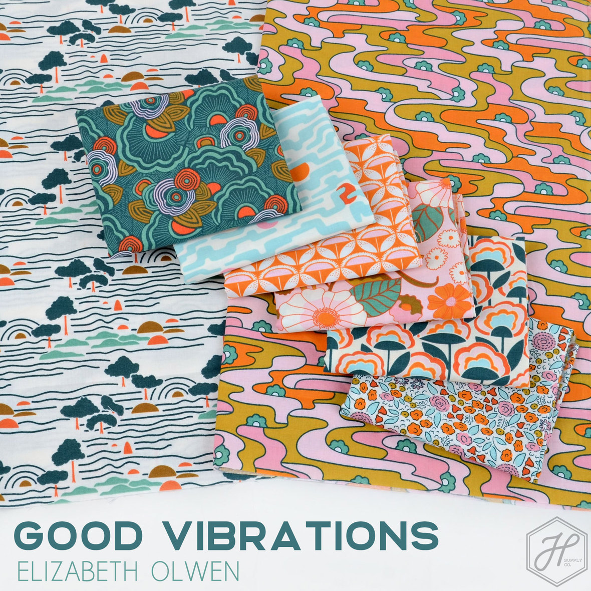 Good-Vibrations-Fabric-Poster