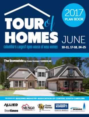 Tour of Homes Plan Book 2017