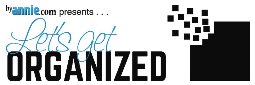 Lets Get Organized Logo