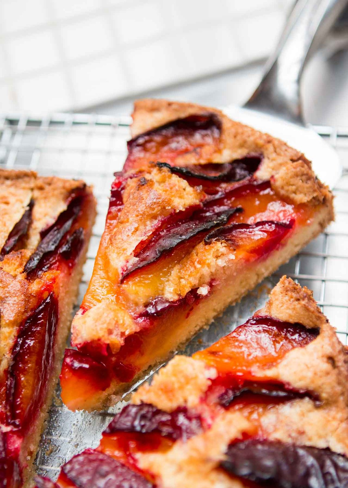 Moelleux apricot plum cake summer french dessert recipe fruits fruit-8