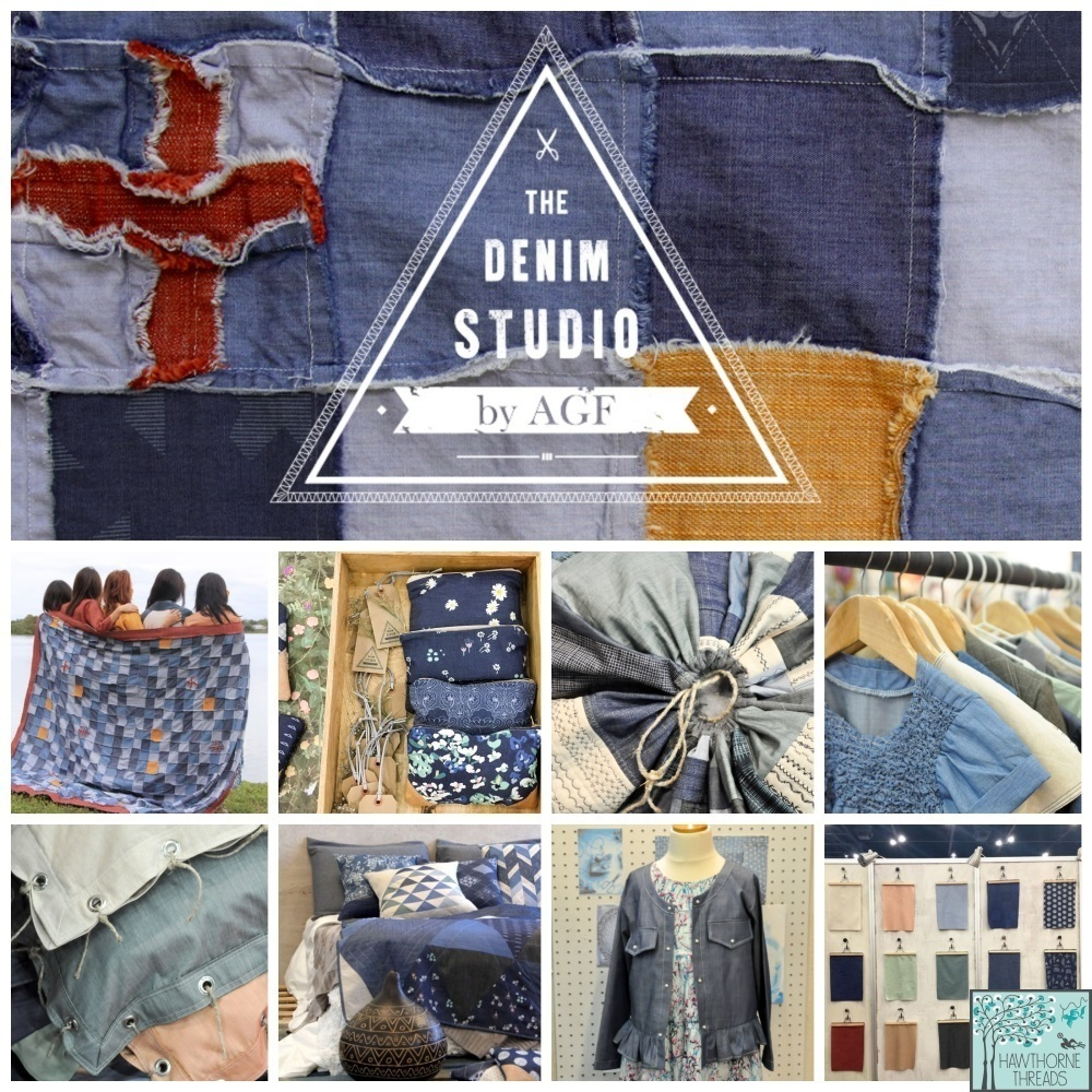 Denim Studio from Art Gallery Fabrics