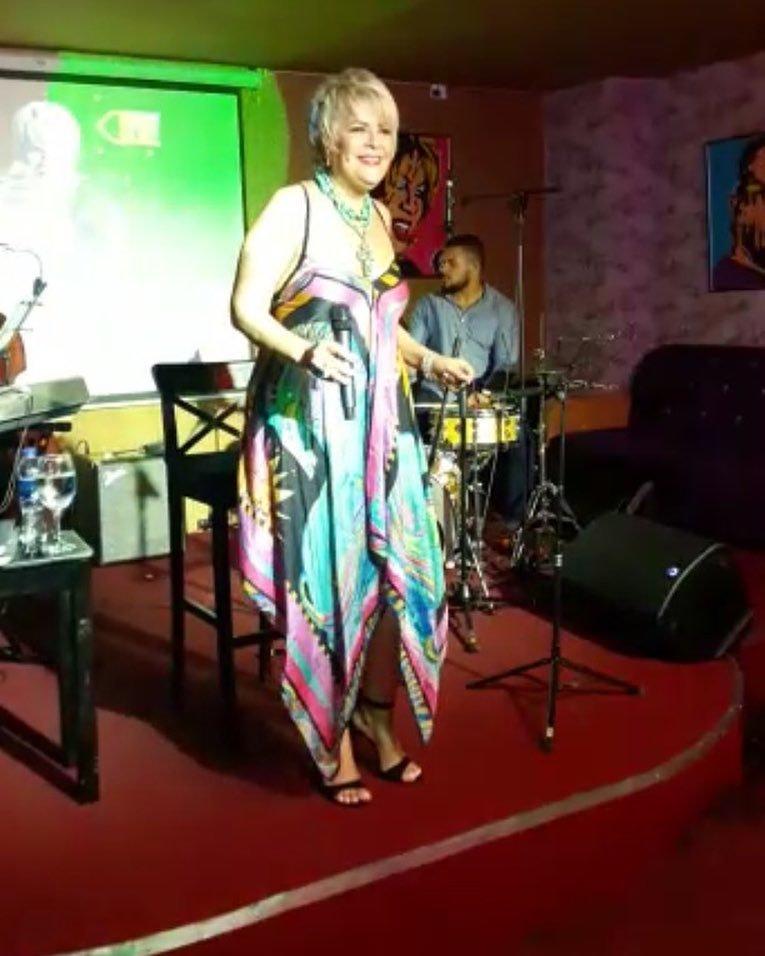 Sonia Alfonso: Jazz y Bolero que encanta!