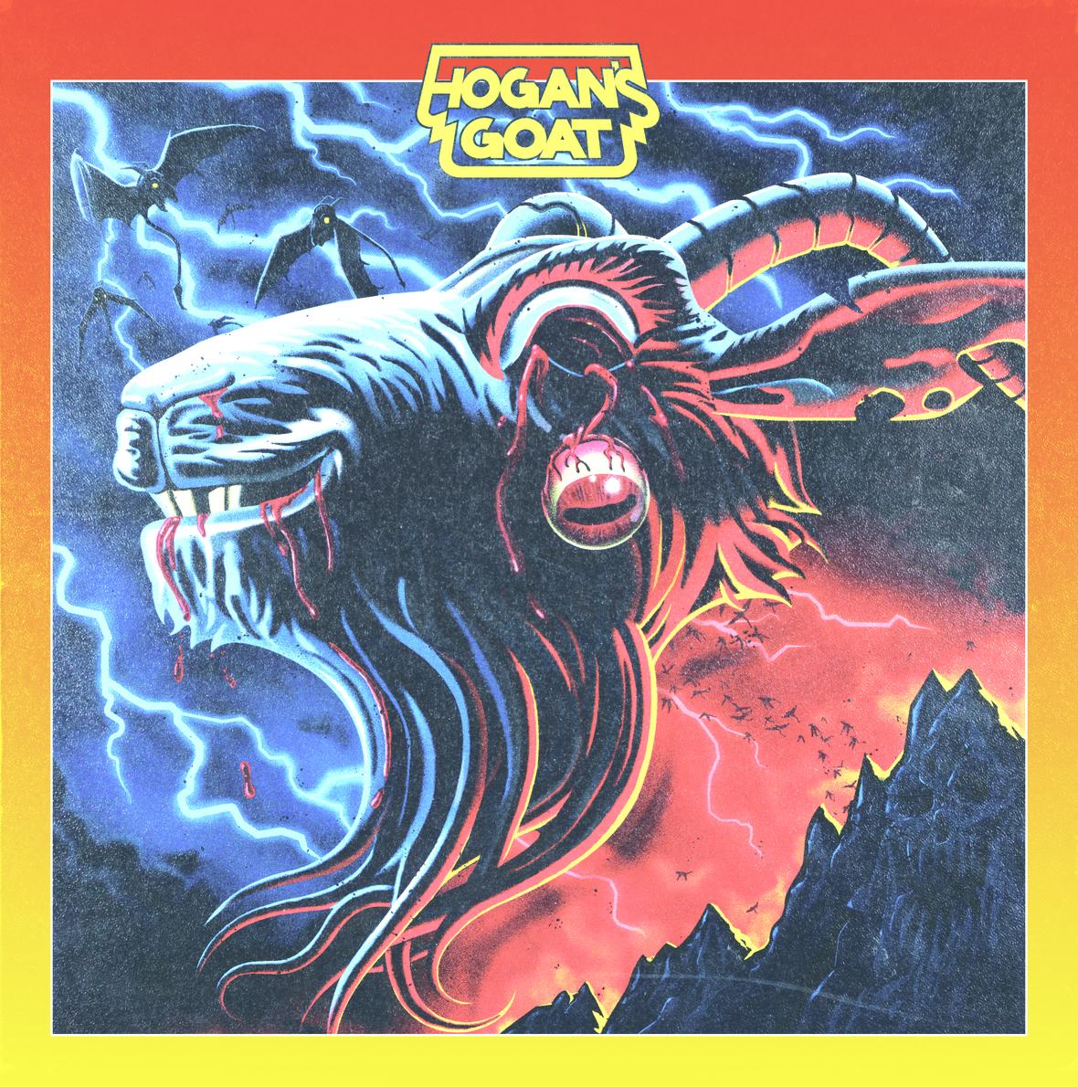 Hogan s Goat Cover Art