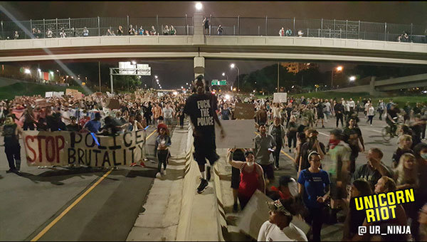 St.Paul-blocking-i-94-after-castile-verdict