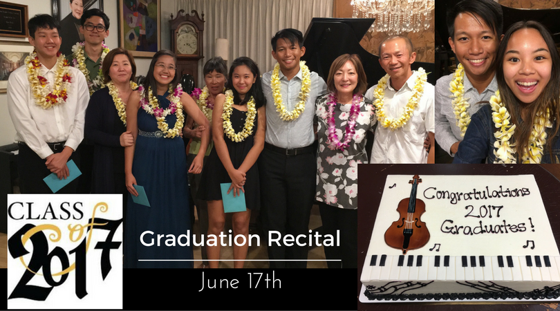 Graduation Recital