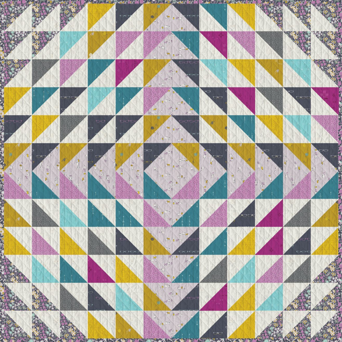 Makers Gonna Make Free Quilt Pattern from AGF