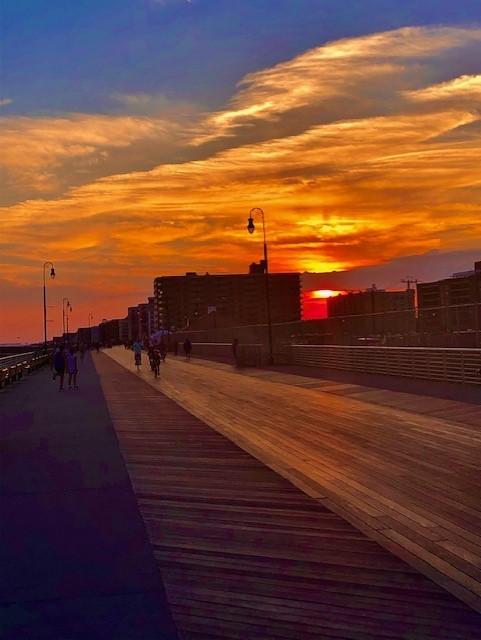 Long Beach Sunset 2