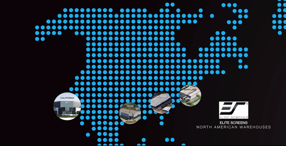 ES Warehouse Map